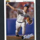 1992 Upper Deck Baseball #760 Tom Candiotti - Los Angeles Dodgers