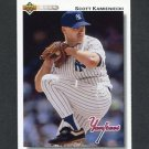 1992 Upper Deck Baseball #046 Scott Kamieniecki - New York Yankees
