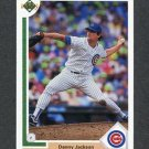 1991 Upper Deck Baseball #723 Danny Jackson - Chicago Cubs