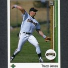 1989 Upper Deck Baseball #798 Tracy Jones - San Francisco Giants