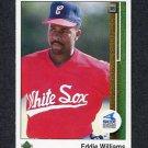 1989 Upper Deck Baseball #790 Eddie Williams - Chicago White Sox