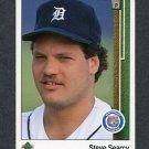 1989 Upper Deck Baseball #764 Steve Searcy - Detroit Tigers