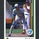 1989 Upper Deck Baseball #721 Rob Ducey - Toronto Blue Jays
