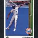 1989 Upper Deck Baseball #135 Gerald Young - Houston Astros