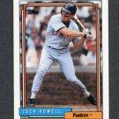 1992 Topps Baseball #769 Jack Howell - San Diego Padres