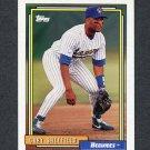 1992 Topps Baseball #695 Gary Sheffield - Milwaukee Brewers