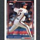 1992 Topps Baseball #079 Jesse Orosco - Cleveland Indians