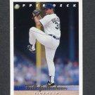 1993 Upper Deck Baseball #398 Bill Gullickson - Detroit Tigers