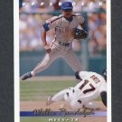 1993 Upper Deck Baseball #419 Willie Randolph - New York Mets