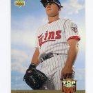 1993 Upper Deck Baseball #447 Rich Becker - Minnesota Twins