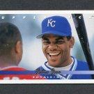 1993 Upper Deck Baseball #542 Felix Jose - Kansas City Royals