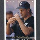 1993 Upper Deck Baseball #298 Scott Radinsky - Chicago White Sox