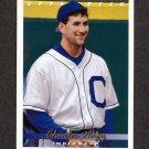1993 Upper Deck Baseball #243 Charles Nagy - Cleveland Indians