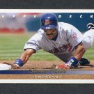 1993 Upper Deck Baseball #236 Shane Mack - Minnesota Twins