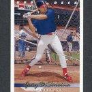 1993 Upper Deck Baseball #230 Gary DiSarcina - California Angels