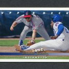 1993 Upper Deck Baseball #200 Brook Jacoby - Cleveland Indians