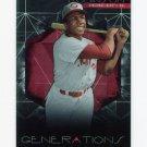 2015 Finest Generations Baseball #FG06 Frank Robinson - Cincinnati Reds