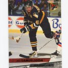 1993-94 Ultra Hockey #204 Ulf Samuelsson - Pittsburgh Penguins