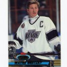 1993-94 Stadium Club Hockey #200 Wayne Gretzky - Los Angeles Kings