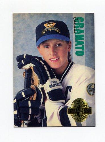 1993 Classic Four Sport #254 Cammi Granato - Providence
