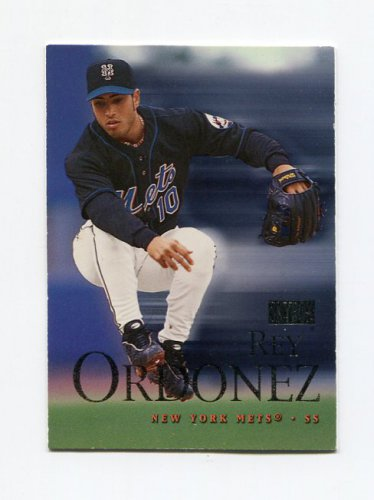 2000 Skybox Baseball #093 Rey Ordonez - New York Mets