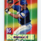 1995 Sportflix Baseball #142 Orlando Miller - Houston Astros