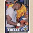1998 UD Choice Football #420 Joey Galloway - Seattle Seahawks