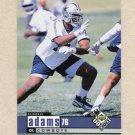 1998 UD Choice Football #321 Flozell Adams - Dallas Cowboys