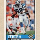 1998 UD Choice Football #309 Michael Bates - Carolina Panthers
