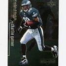 1998 Black Diamond Rookies Football #065 Charlie Garner - Philadelphia Eagles