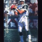 1998 Black Diamond Rookies Football #059 Vinny Testaverde - New York Jets