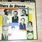 UNOPENED stars in stereo vol. 1 collector's series RAY CHARLES, FRANK SINATRA