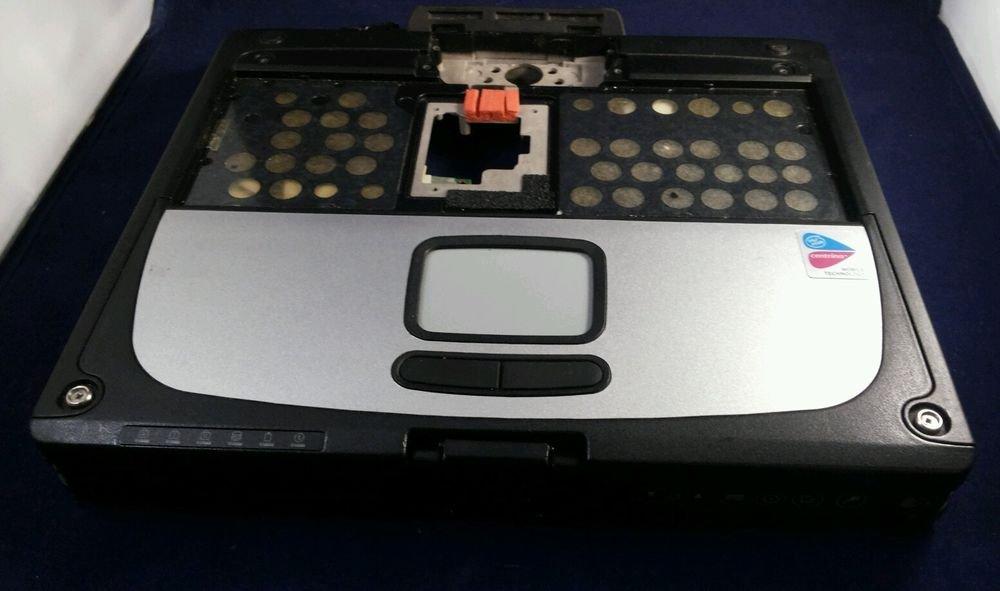 Panasonic ToughBook CF-18 Laptop Palmrest, Touchpad DFKM0466
