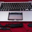 A1278 non-backlight SPANISH Keyboard palmrest Top Case Unibody