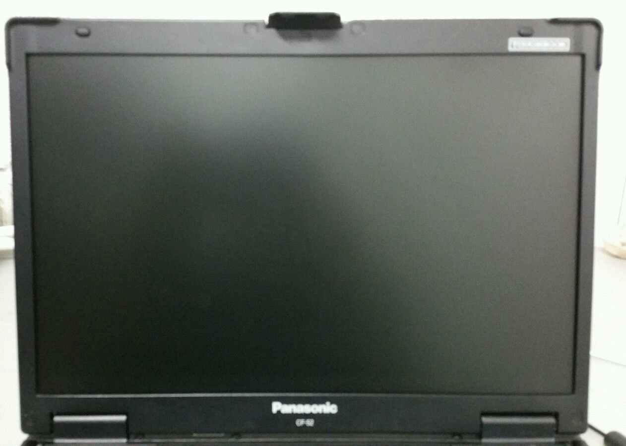 "CF-52 Panasonic ToughBook15.4"" Laptop LCD Display Screen Panel Assembly"