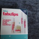 Bliss Fabulips, 4-step kit with full treatment for healthy, beautiful lips, NIB!