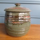 Vintage handcrafted No.Carolina covered POT/POTTERY, perfect condit & lovely pc!