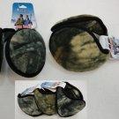 Earmuffs Harwood Camo Camouflage Earband Unisex New!