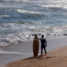 Lone Surfer - Original Fine Art Photograph