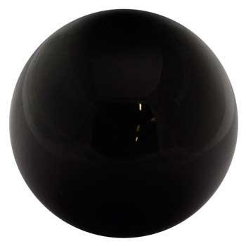 50mm Black Obsidian crystal ball