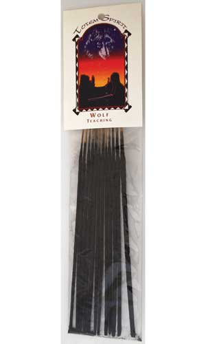 Wolf Totem Spirit stick incense 12 pack