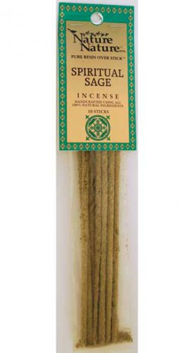 Spiritual Sage nature nature stick 10 pack