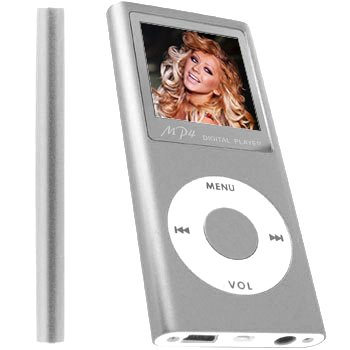 2GB Digital MP4 Player   Reg. Price $199.99 Free Shipping to US