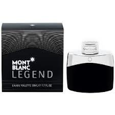 Mont Blanc Legend by Mont Blanc for Men EDT Spray 3.4 oz