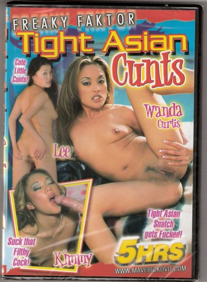 Tight Asian Cunts