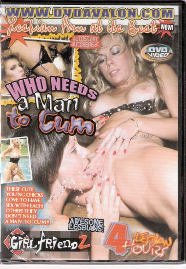 Who Needs a Man to Cum