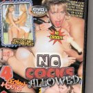 No Cocks Allowed