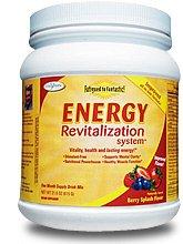 Energy Revitalization System Berry Splash 21.6oz