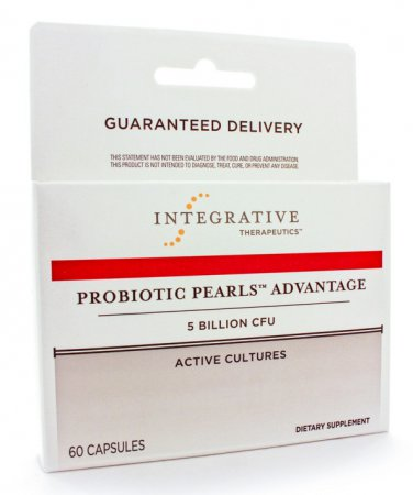 Probiotic Pearls Advantage 60p