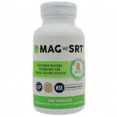 Magnesium w/SRT 240 tablets